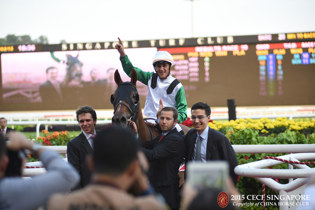 China Horse Club (CECF) - Horse Racing Event