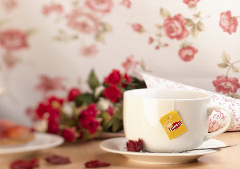 Product Photography - Lipton